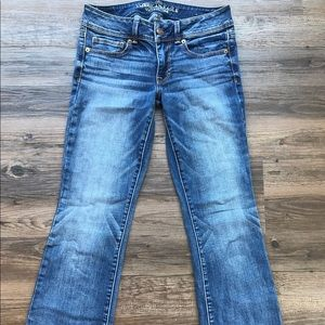American Eagle Flair Jeans